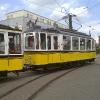 Triebwagen 276 mit Beiwagen 1246