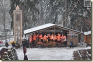Triberger Weihnachtszauber - Musikbühne