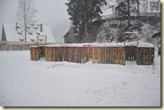 Triberger Weihnachtszauber - Holzlabyrinth