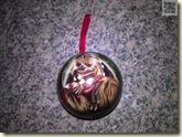 Chewbacca Weihnachtskugel